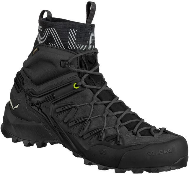 SALEWA Wildfire Edge GTX Chaussures Homme, blackblack